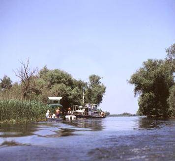 El Delta del Danubio