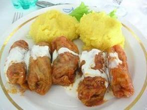 Gastronomía rumana