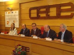 Corbacho propune crearea unui forum economic româno-spaniol