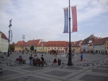 Visita Rumania: Sibiu – un viaje a la Edad Media de Transilvania