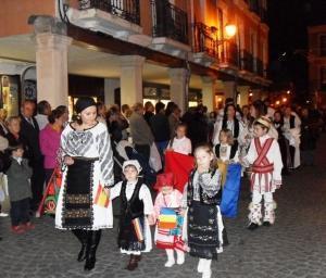 Alcalá de Henares: Obiceiuri şi gastronomie românească la Târgul Intercultural