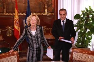 """Guvernul Spaniei studiază formula """"şomerilor angajaţi"""""""