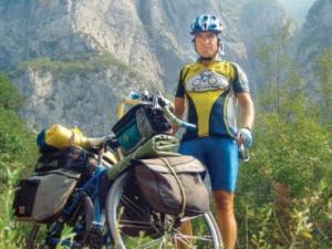 Ocolul Europei pe bicicletă