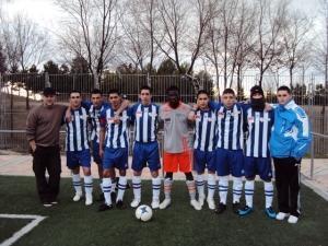 Centrele Hispano – Române se întrec la fotbal
