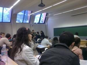 """Studenţii români """"emigrează"""" şi ei în Spania"""