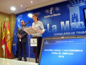 Castilla La Mancha: Primăriile oferă de lucru şomerilor