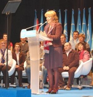 """Coslada: Esperanza Aguirre s-a întâlnit cu """"noii madrileni"""""""