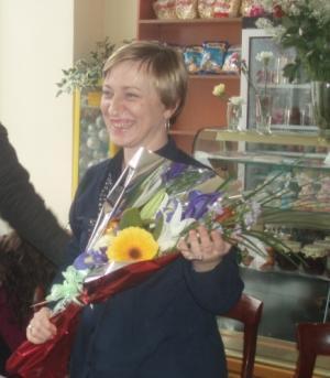Coslada: Charo Arroyo a fost premiată de o asociaţie românească