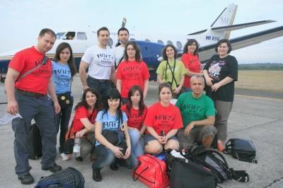 Medici români în Haiti – jurnal de campanie