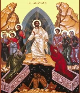 Slujba de Înviere în orașul Toledo