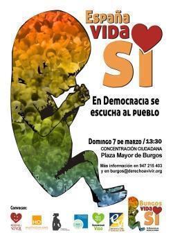 Madrid: Manifestaţie împotriva Legii Avortului