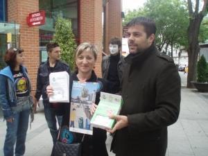 Coslada: Campanie pentru păstrarea curăţeniei – în limba română