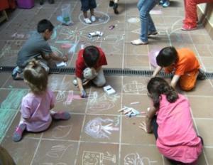 Sărbătoare de Ziua Copilului la Barcelona