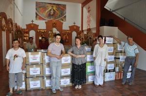Comunitatea se mobilizează pentru sprijinirea sinistraţilor din România