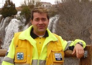 Voluntari români la Crucea Roşie din Spania