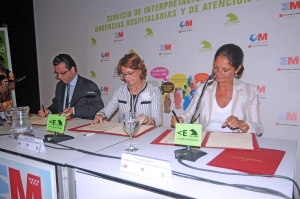 Madrid: Se extinde serviciul de traduceri pentru pacienţii străini