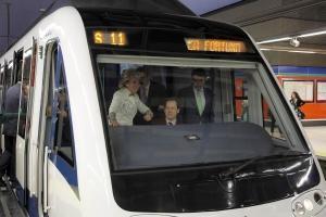 La Fortuna – o nouă staţie de metrou în Leganes