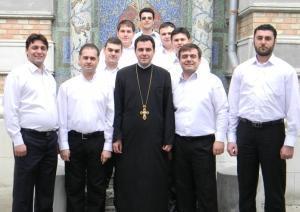"""Corala bărbătească """"Armonia"""" concertează la Castellon"""