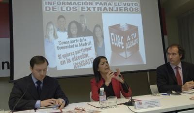 Guvernul Madridului a lansat o campanie de informare de înscriere la vot pentru imigranţi