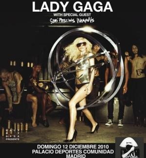 Bilete false la Lady Gaga