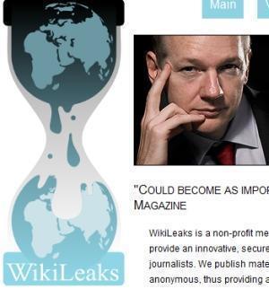 Wikileaks – apărat de un partid regional din Spania