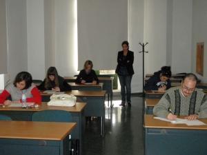 Alicante: Examenul pentru atestatul de limba română, susţinut de 12 persoane