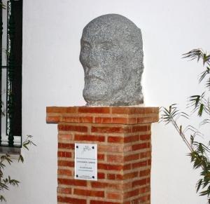 Omagiu românesc adus poetului Juan Ramón Jiménez la Moguer