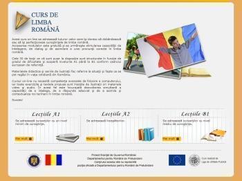 Curs de limba romana online pentru romanii din strainatate
