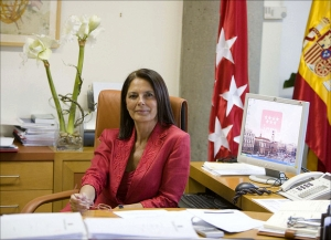 Paloma Adrados candideaza la primaria Pozuelo de Alcorcon