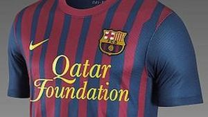 Iata cum arata noul tricou al FC Barcelona