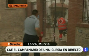 Murcia: 8 morti si 500 de raniti in urma cutremurelor