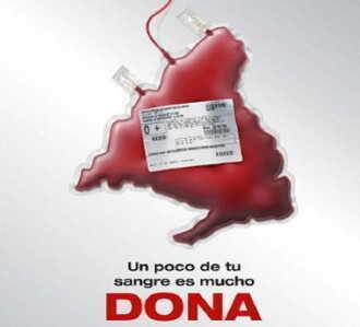 Madrid: Donezi sange la metrou si primesti un bilet la film!