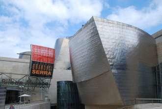Brancusi a ajuns in Spania la Guggenheim Bilbao