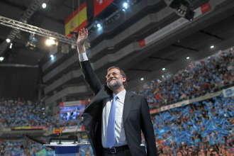 Popularii spanioli castiga majoritatea absoluta in parlament