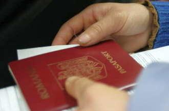 Fara programari pentru pasaport la Consulatul de la Madrid