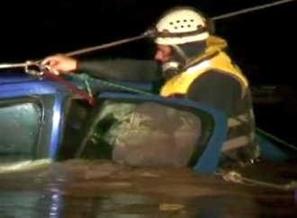 Roman de 29 de ani ucis de inundatiile din Castellon