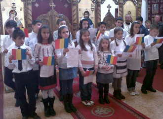 Castellon: Ziua Nationala a Romaniei sarbatorita cu muzica si voie buna