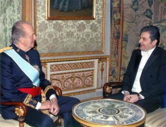 Regele Spaniei l-a primit pe ambasadorul Romaniei la Madrid