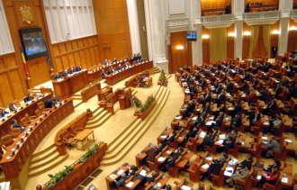 Legea dării în plată a fost aprobată în Parlamentul României