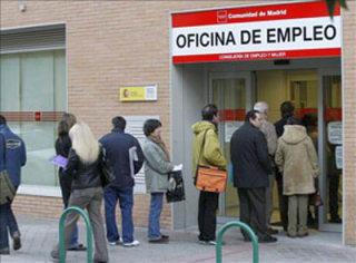 Spania sfasiata de somaj – un sfert dintre spanioli nu au de munca