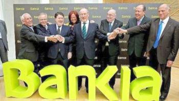Bankia a ajuns oaia neagra a bursei