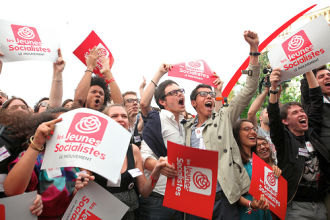 Francezii nu mai vor austeritate germana in Europa