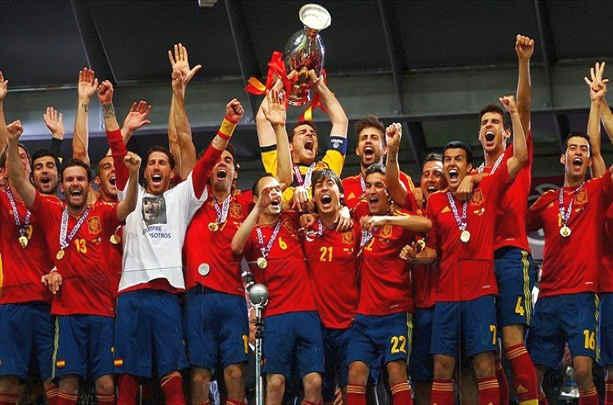 Fotbalul isi stabileste capitala in Spania