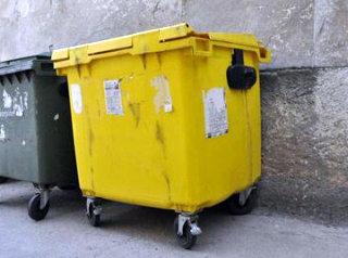 Primaria Madrid nu mai strange gunoiul zilnic