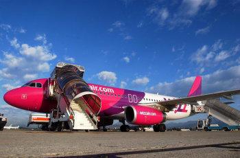 Wizz Air va aplica o taxa de 10 euro pentru bagaje de cabina