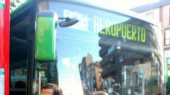 Primul autobuz spre Aeroportul Barajas Madrid din Alcala de Henares