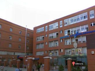 Explozie in spitalul in care se afla regele Spaniei