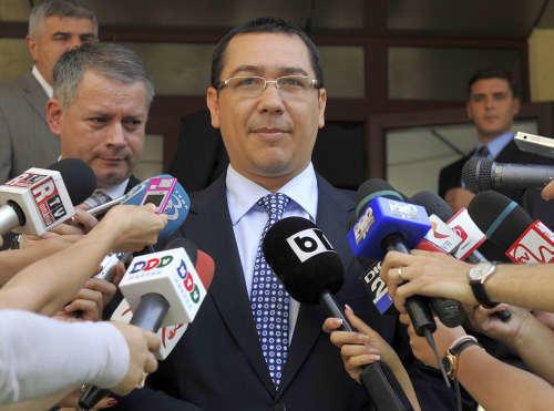 Premierul Victor Ponta se afla la Madrid