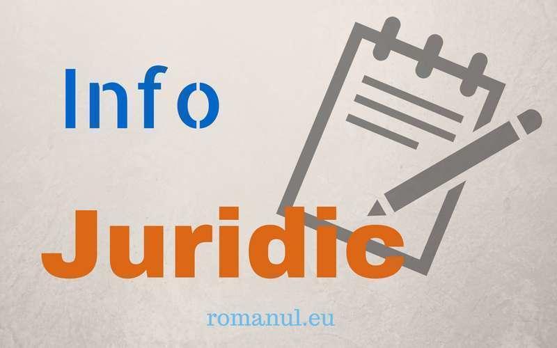 info juridic