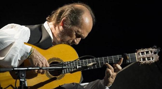 Paco de Lucia festival de Jazz de Vitoria